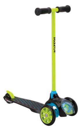 Razor T3 zöld gyermek roller
