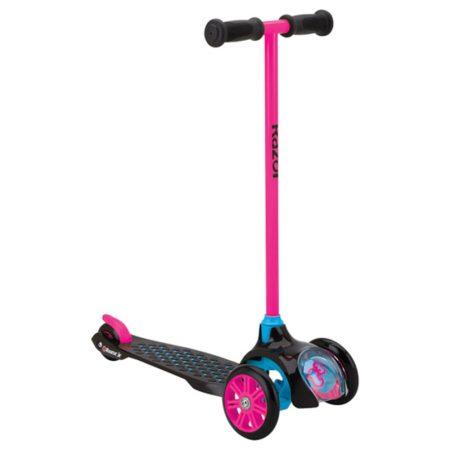 Razor T3 rózsaszín gyermek roller