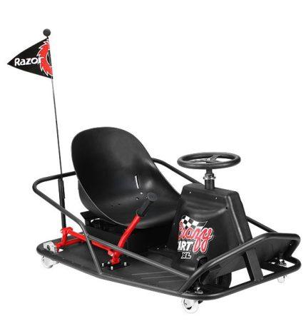 Razor Crazy Cart XL elektromos háromkerekű járgány