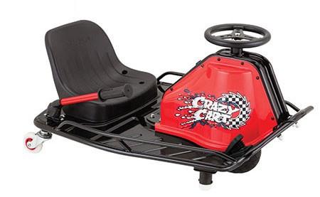 Razor Crazy Cart elektromos háromkerekű járgány