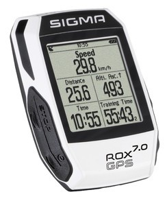 Sigma ROX 7.0 GPS kilométeróra