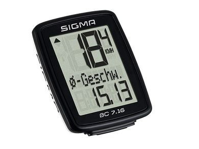 Sigma BC 7.16 ATS kilométeróra