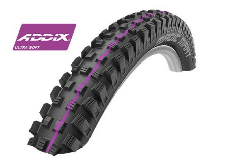 Schwalbe Magic Mary Evo Downhill Ultra Soft HS 447 29er köpeny