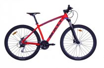 Mali Viper 29er kerékpár Piros