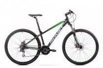 Romet Rambler R9.1 kerékpár Fekete