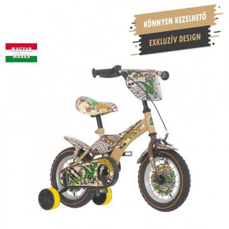 KPC Predator 12 dínós gyerek kerékpár HAJMERESZTŐ ÁRON