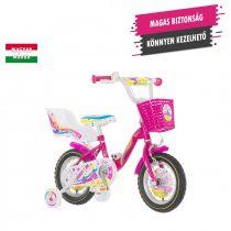 KPC Swan 12 táncos gyerek kerékpár HAJMERESZTŐ ÁRON
