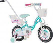 KPC Snow Kitty 12 cicás gyerek kerékpár HAJMERESZTŐ ÁRON