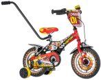 KPC Firechief 12 tűzoltós gyerek kerékpár HAJMERESZTŐ ÁRON