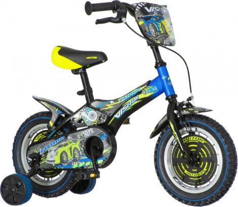 KPC Turbo 12 versenyautós gyerek kerékpár