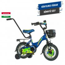KPC Ufo 12 ufós gyerek kerékpár HAJMERESZTŐ ÁRON