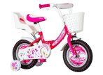 KPC Pony 12 pónis lila gyerek kerékpár