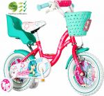KPC Cosmic Princess 12 királylányos gyerek kerékpár
