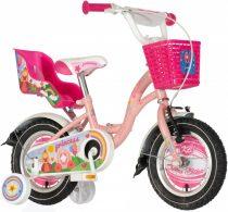 KPC Princess 12 királylányos gyerek kerékpár HAJMERESZTŐ ÁRON