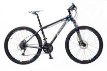 Neuzer Duster Pro 27,5 kerékpár Fekete-Kék
