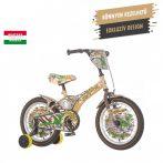 KPC Predator 16 dínós gyerek kerékpár HAJMERESZTŐ ÁRON