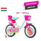 KPC Best Friends 16 állatos gyerek kerékpár HAJMERESZTŐ ÁRON