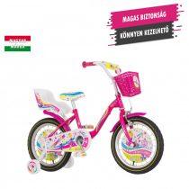 KPC Swan 16 táncos gyerek kerékpár HAJMERESZTŐ ÁRON