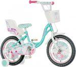 KPC Snow Kitty 16 cicás gyerek kerékpár