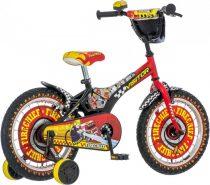 KPC Firechief 16 tűzoltós gyerek kerékpár HAJMERESZTŐ ÁRON