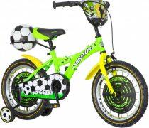 KPC Soccer 16 focis gyerek kerékpár HAJMERESZTŐ ÁRON