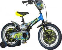 KPC Turbo 16 versenyautós gyerek kerékpár HAJMERESZTŐ ÁRON