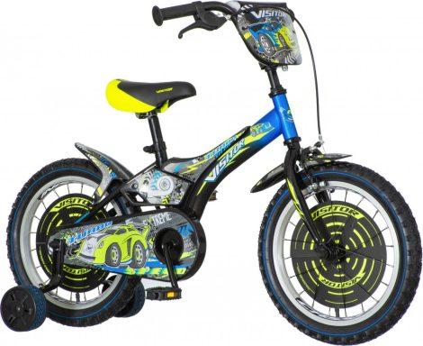 KPC Turbo 16 versenyautós gyerek kerékpár