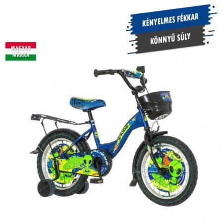 KPC Ufo 16 ufós gyerek kerékpár HAJMERESZTŐ ÁRON