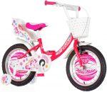 KPC Pony 16 pónis lila gyerek kerékpár