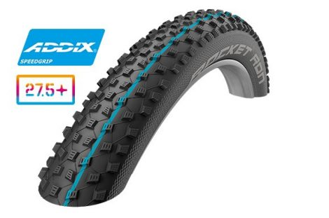"Schwalbe Rocket Ron Evolution Line Speedgrip HS 438 27,5"" köpeny"