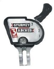 Sturmey Archer SLS3C agyváltó váltókar