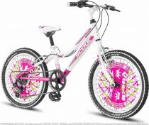 Scout Queen 20 gyerek kerékpár HAJMERESZTŐ ÁRON