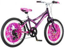 Explorer Daisy 20 gyerek kerékpár HAJMERESZTŐ ÁRON Lila