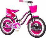 KPC Little Heart 20 szivecskés gyerek kerékpár