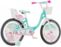 KPC Snow Kitty 20 cicás gyerek kerékpár HAJMERESZTŐ ÁRON