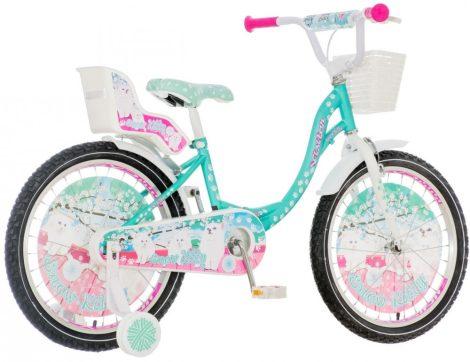 KPC Snow Kitty 20 cicás gyerek kerékpár