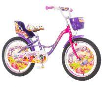 KPC Cupcake 20 sütis gyerek kerékpár HAJMERESZTŐ ÁRON