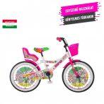 KPC Bunny 20 nyuszis gyerek kerékpár
