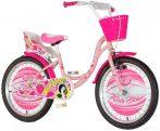 KPC Summer 20 rózsaszín lány gyerek kerékpár