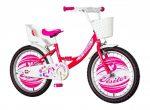 KPC Pony 20 pónis lila gyerek kerékpár