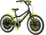 KPC Ranger 20 fekete gyerek kerékpár