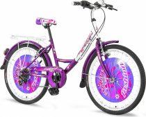 Explorer Fashion 24 gyerek kerékpár HAJMERESZTŐ ÁRON