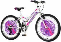 Explorer Daisy 24 gyerek kerékpár HAJMERESZTŐ ÁRON Világoskék