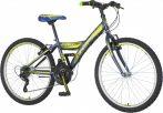 Venssini Parma 24 gyerek kerékpár '18  Fekete