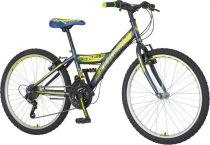 Venssini Parma 24 kék gyerek kerékpár HAJMERESZTŐ ÁRON