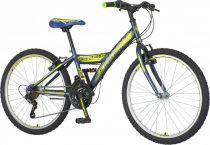 Venssini Parma 24 gyerek kerékpár HAJMERESZTŐ ÁRON Kék