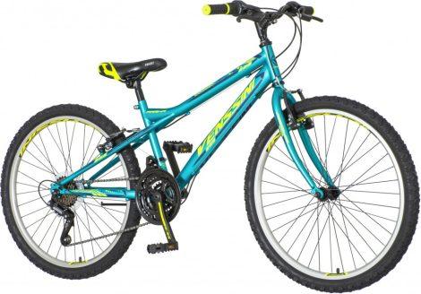 Venssini Parma 24 gyerek kerékpár Kék