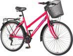 Venssini Roma női MTB kerékpár  Rózsaszín
