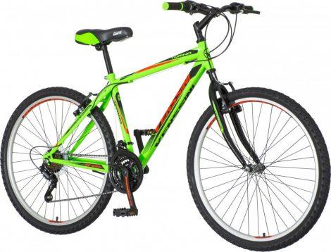 Venssini Torino 26 gyerek MTB kerékpár  Zöld