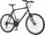 Venssini Torino 26 férfi MTB kerékpár Fekete
